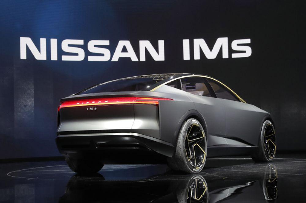 Концепт Nissan IMs.