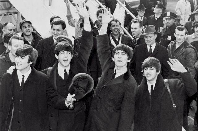Тюменцы отметят Всемирный день группы The Beatles