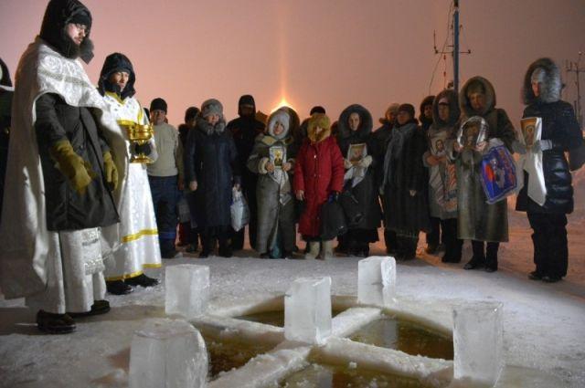В Яр-Сале и Панаевске для православных подготовят купели и отапливаемые палатки