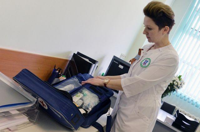 Число врачей в Москве увеличилось на 2 тысячи человек за два года