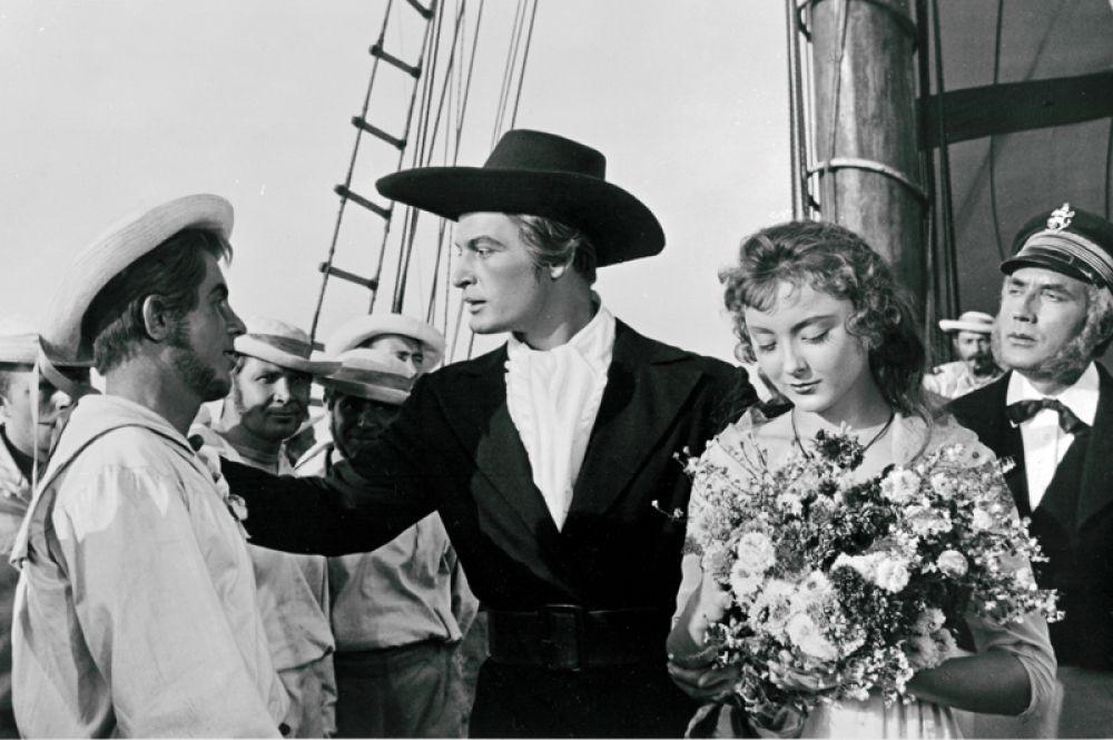 «Алые паруса» (1961) — Артур Грей.