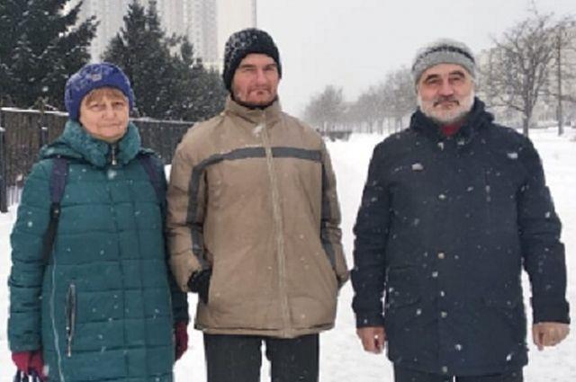 По причине проблем со здоровьем Максим не смог сразу отправиться в родной Петербург.