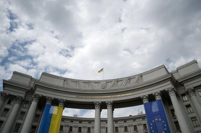 В МИД рассказали о причинах срыва газовых переговоров с Россией в Брюсселе