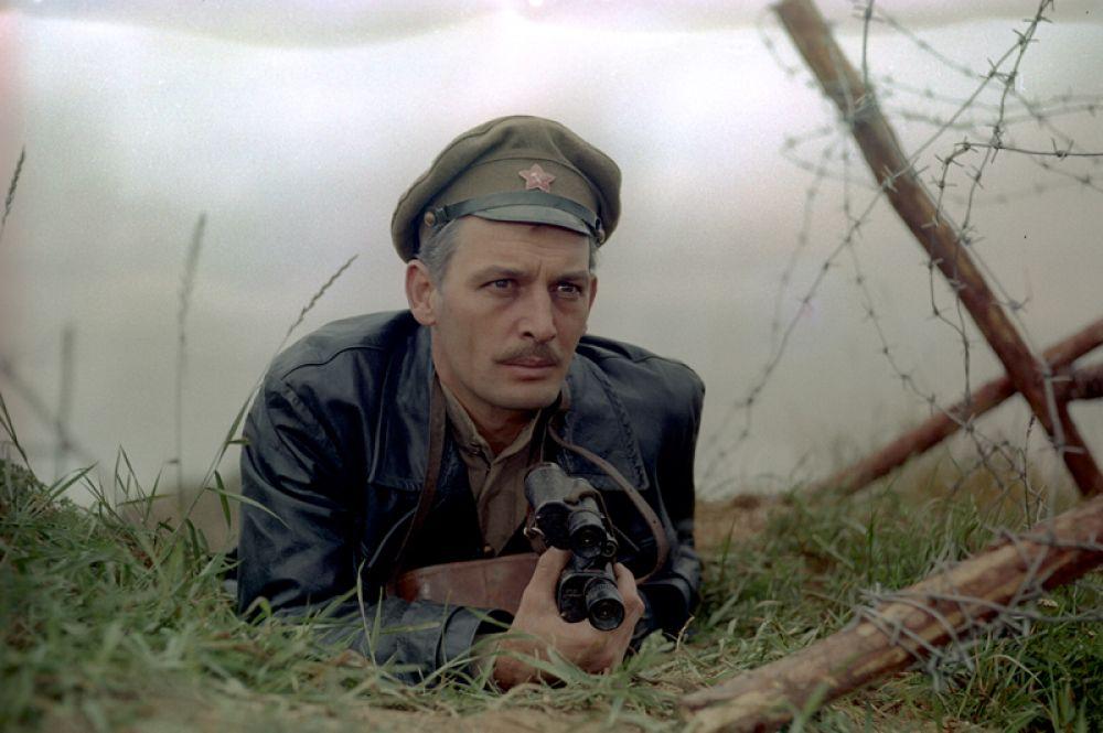 «Любовь Яровая» (1970) — Михаил Яровой.
