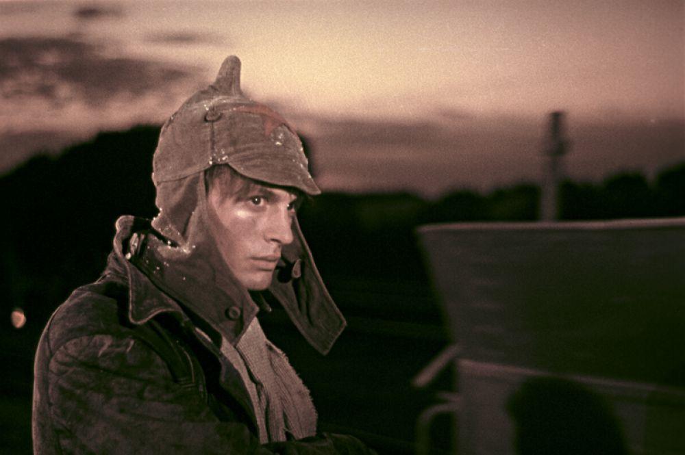 «Павел Корчагин» (1956) — Павел Корчагин.