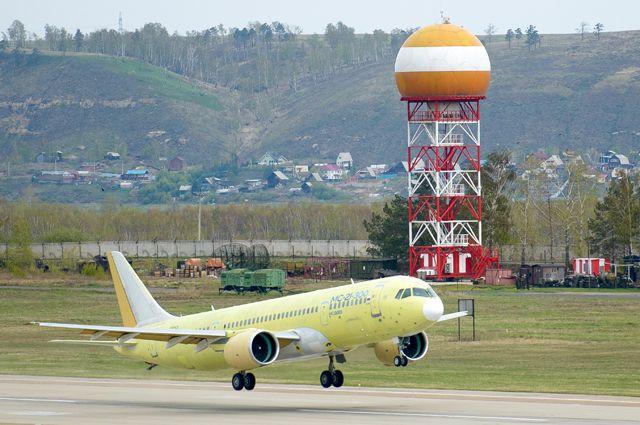 МС-21: страха нет. Российский самолет полетит на отечественных композитах
