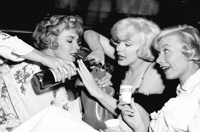 «В джазе только девушки», 1959 г.
