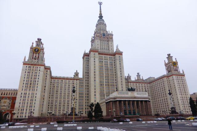 РФ заняла четвертое место в рейтинге вузов стран с развивающейся экономикой