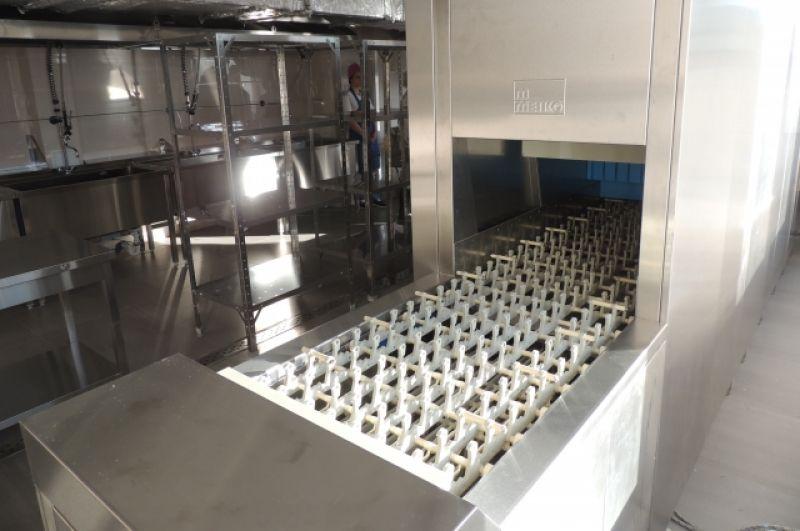 Пока оборудование работает в тестовом режиме, а к Универсиаде запустится в полном объёме.