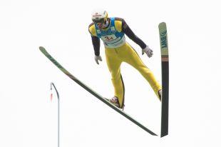 Молодой пермяк первым из отечественных летающих лыжников выиграл этап Кубка мира.