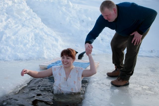 К празднику Крещения для ишимцев подготовят две иордани