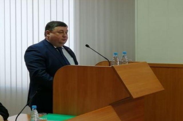 Большинство депутатов поддержали кандидатуру Береснева.