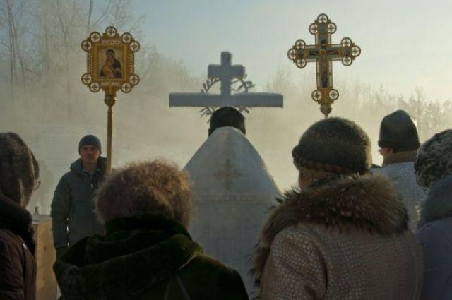 Крещение один из главных православных праздников.