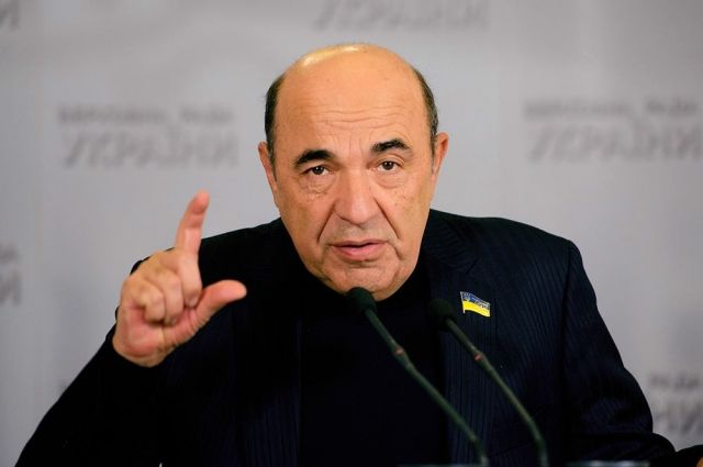 Рабинович опроверг слухи о расколе «Оппозиционной платформы – За життя»