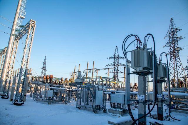 В Омской области ввели в эксплуатацию модернизированную подстанцию