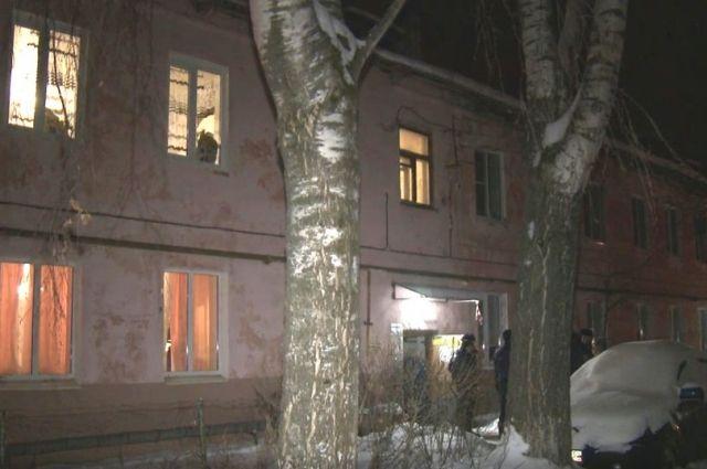 Жителям двух квартир этого дома чья-то безалаберность стоила жизни.