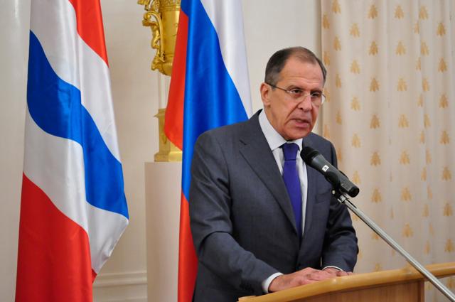 Лавров раскритиковал план Украины и США о разрешении кризиса на Донбассе