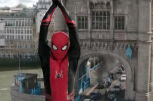 Опубликован первый трейлер фильма «Человек-паук: Вдали от дома»