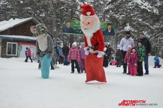 В Тюмени пройдет День снега