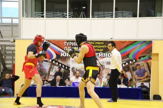 В Тюмени пройдут соревнования по ушу