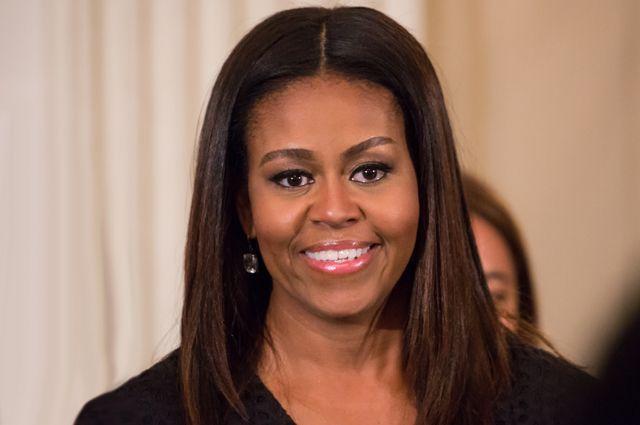 Какой рекорд установила книжка Мишель Обамы
