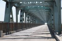 Старый мост в Барнауле