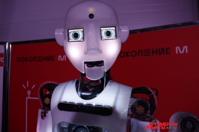 Тюменские школьники представят своих роботов