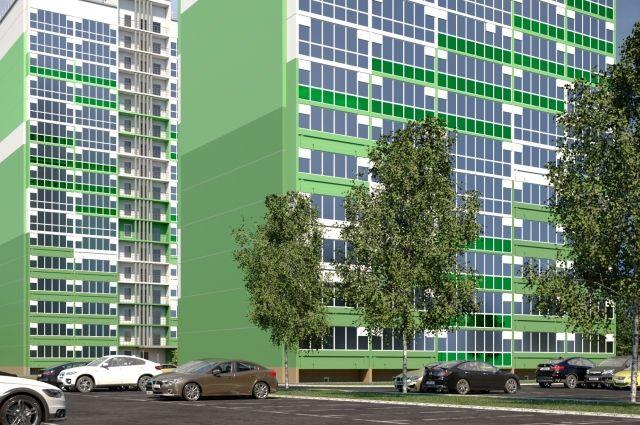 Квартиры в доме по ул. Иньвенская, 19 небольшой площади – это идеальное решение для тех, кто покупает свою первую квартиру.