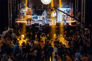 Почти 60 групп из семи стран выступят на фестивале «Старый Новый Рок» в Екатеринбурге