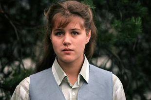 Янина Лисовская в фильме «Любовь и голуби», 1984 г.