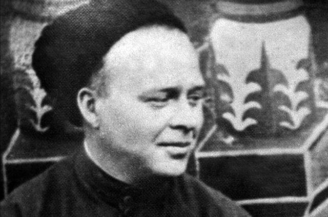 Аркадий Гайдар. 1937 год.