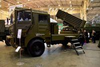 В Украине «Грады» планируют заменить боевой машиной «Берест»
