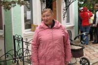 Пенсионерка Светлана Ильинова