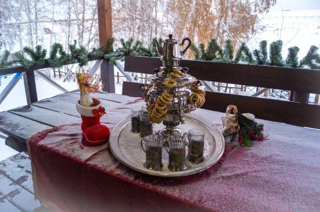 Теплая погода продержится в Красноярске весь январь.