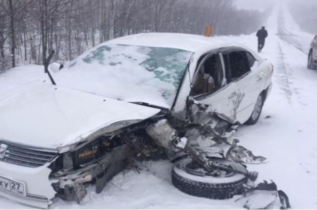 Стали известны подробности массовой аварии, которая произошла в четверг.