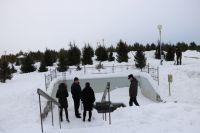 В тюменской области подготовились к Крещенским купаниям