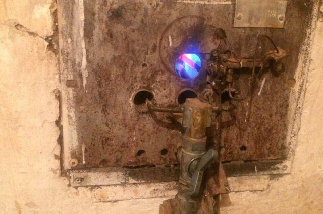В Адамовском районе хозяин дома пострадал при хлопке газа.