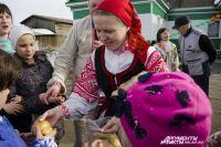 За столетие сибирские белорусы не забыли своих традиций.