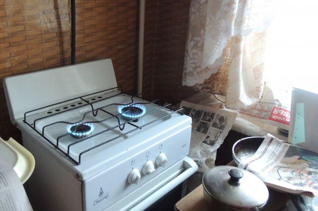 В России не редки случаи взрыва бытового газа.
