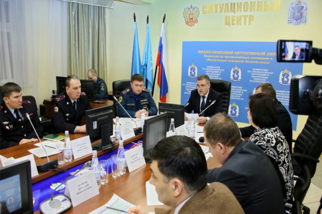 На Ямале обсудили безопасность при эксплуатации газового оборудования