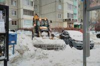 Дмитрий Кулагин определил маршруты, по которым он проедет для контроля над уборкой снега.