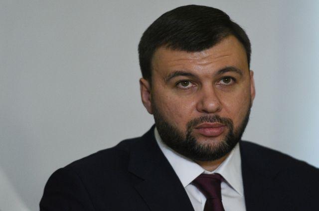 Глава ДНР анонсировал масштабные военные учения