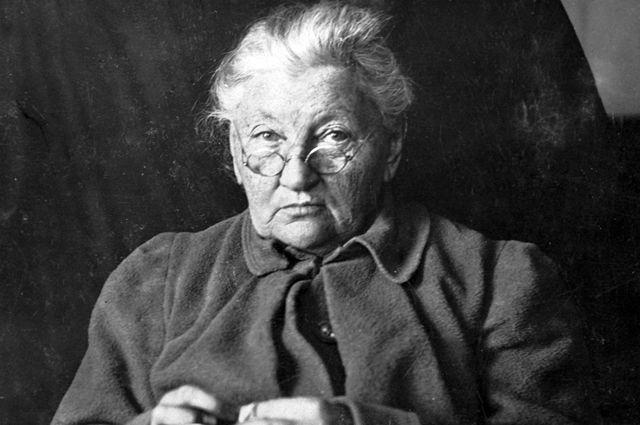Екатерина Брешко-Брешковская. 1932 г.