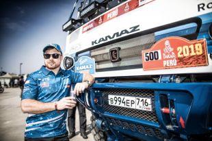 Экипаж Эдуарда Николаева стал победителем 41-й гонки