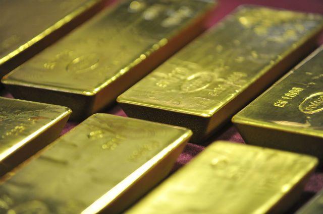 Центробанк в 2018 году увеличил закупки золота на 22%