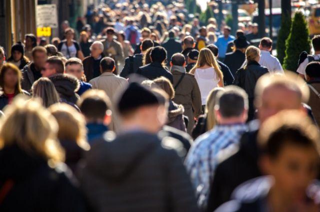 В 2018 году население Украины сократилось на 200 тысяч человек