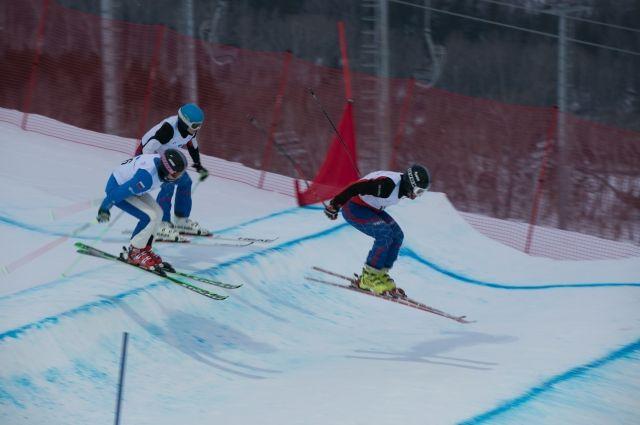 Очередные тестовые соревнования прошли в Красноярске