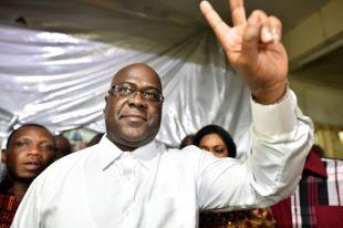 Президентом Конго стал оппозиционер Феликс Чисекеди
