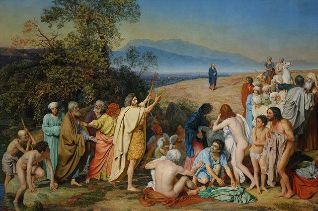 20 января: праздник Иоанна Крестителя, предписание для девушек, запреты