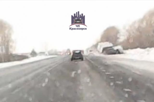 Столкновение «Газели» и Audi произошло на 657-м километре автодороги «Сибирь».